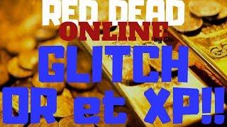 $$ OR + XP $$ INFINI RED DEAD ONLINE GLITCH SOLO FACILE PS4 XBOX ;)