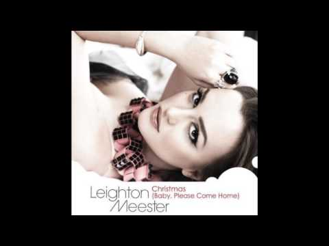 Leighton Meester - Christmas Baby Please Come Home