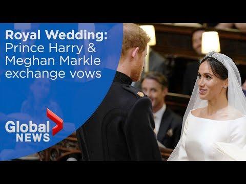 Royal Wedding: Prince Harry, Meghan Markle become husband and wife