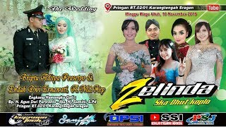 Live ZELINDA MUSIC || BG AUDIO || SANJAYA MULTIMEDIA - Ngepring RT.02 Karangtengah 09/11/2019