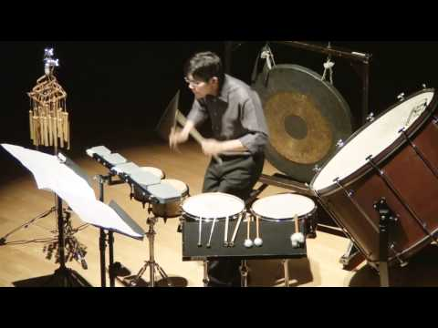 Hinomi, for Multi Percussion Solo