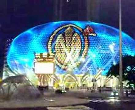 Light of Grand Lisboa Video