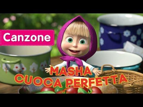 Masha e Orso - Masha cuoca perfetta (Canzoni Masha and the Bear| Un Giorno Da Ricordare |Song)