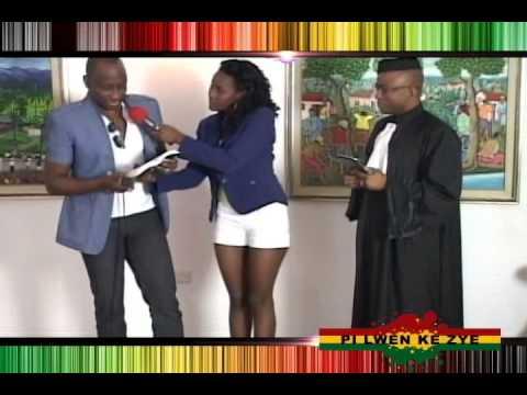 Mario Andresol Pi lwen ke zye tv - show (Part 5)