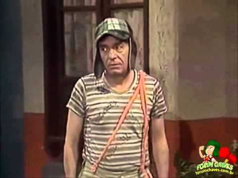 A Turma do Chaves Cantando Lepo Lepo