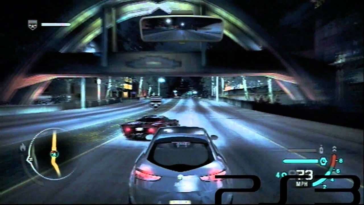 Need for Speed Carbon PS2 vs PS3 (HD) - YouTube Ps2 Need For Speed