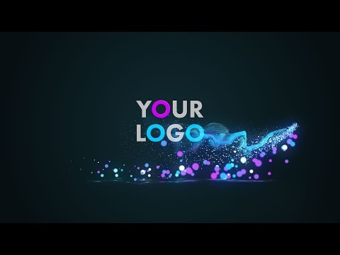 Water Logo Template Customization Tutorial - After Effects