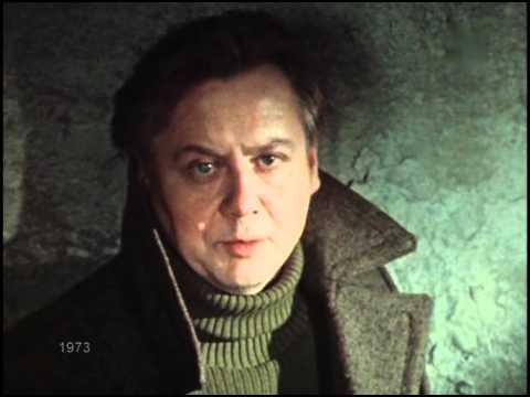 Твардовский - Переправа. Читает Олег Табаков.1979