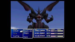 Final Fantasy VII - Clouds Ultimate Weapon (Boss: Ultima Weapon)