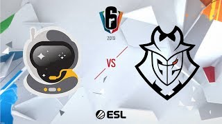 Six Invitational 2019 – Playoffs - Day Four - Spacestation Gaming vs. G2 Esports
