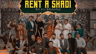 RENT A SHADI By KV BRANDS | Karachi Vynz Official