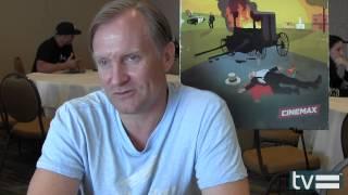 Ulrich Thomsen Interview - Banshee Season 3