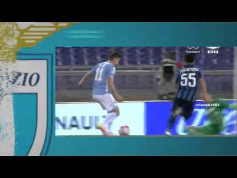 Lazio 2 - 0 Inter de Milan. Highlights, Serie A 2016