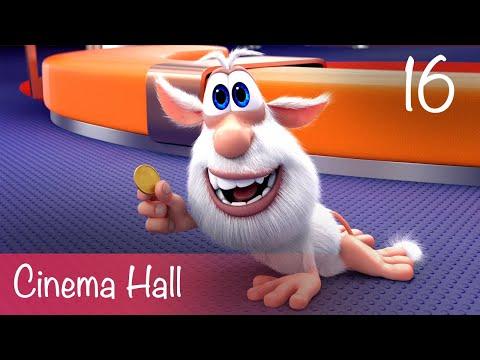 Booba - Cinema hall - Episode 16 - Cartoon for kids thumbnail