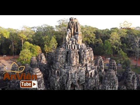Campuchia – Đất Phật Angkor (Tập 3: Nụ cười Bayon)