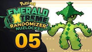 I HATE CRITICAL HITS! - Pokémon Emerald EXTREME Randomizer Nuzlocke w/ Supra! Episode #05