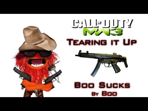 Tearing it Up! -  Boo Sucks - Modern Warfare 3