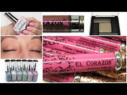 Косметика и лаки El Corazon