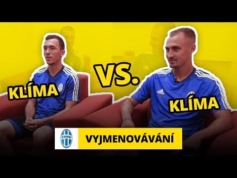 Vyjmenovávání v Mladé Boleslavi: Jakub Klíma a Jiří Klíma