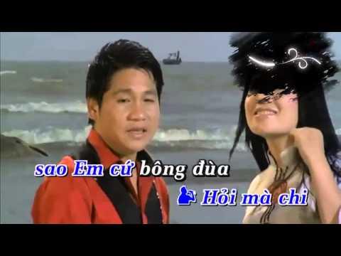 Karaoke Tinh Ta Biển Bạc đồng Xanh video