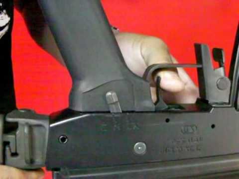 RA TECH ICS Galil &amp; SIG Part Test
