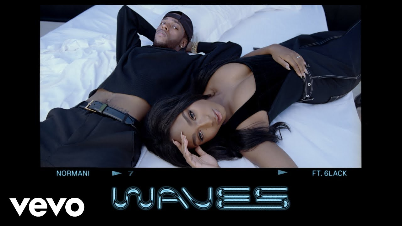 Normani & 6LACK - Waves (Audio)