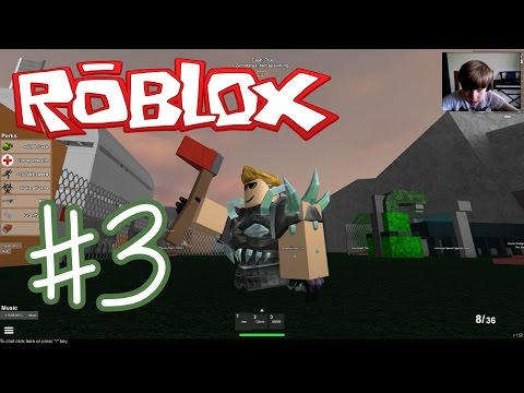 Let's Play ROBLOX! Zed Defense Tycoon #3
