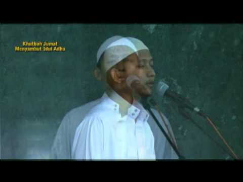 Menyambut Idul Adha - Ustadz Badrusalam,Lc