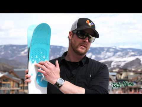2015 Rossignol Savory 7 Ski Review by Peter Glenn