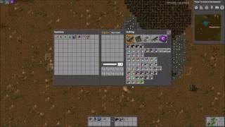 Factorio Mod Spotlight - Nanobots (Early Bots)