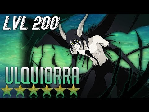 Ulquiorra(Mind) 6★ LVL.200 Review/Gameplay! [Bleach Brave Souls]