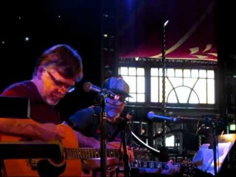 &#039;Everything Flows&#039; Norman Blake &amp; Joe Penice 20th Jan 2013