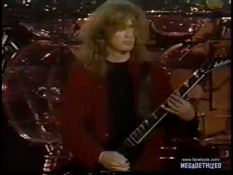 Megadeth - Live In New York City 1994 [full Concert]  mg video