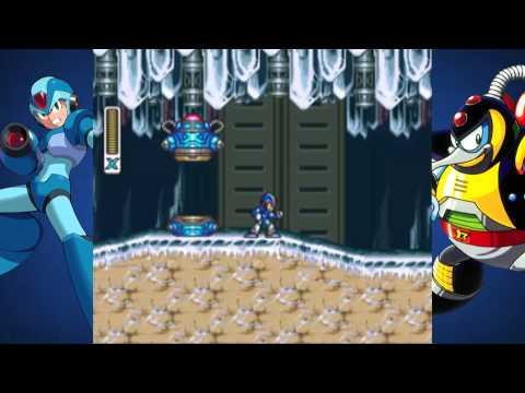 Let's Co-Op Megaman X pt. 1 - Just Chill