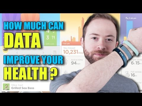 How Much Can Data Improve Your Health? | Idea Channel | PBS Digital Studios