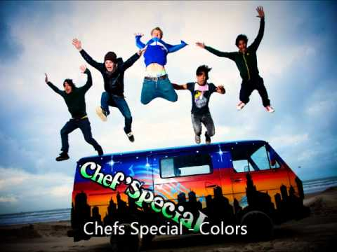 Chef Special - Colors