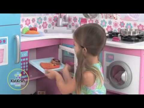 Barbie Gourmet Kitchen Uk