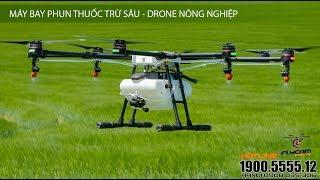 DJI MG-1S   MÁY BAY PHUN THUỐC TRỪ SÂU DRONE NÔNG NGHIỆP