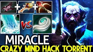 Miracle- [Kunkka] Crazy Mind Hack Torrent What a Play 7.21 Dota 2