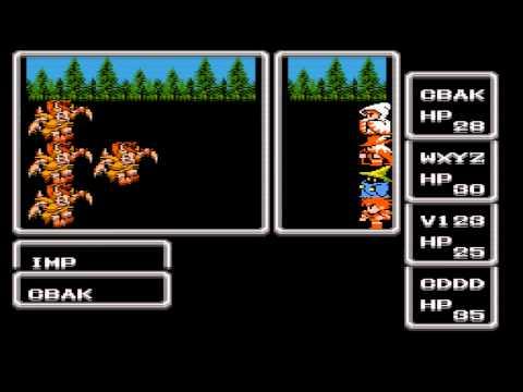 Final Fantasy, a história da franquia P-1