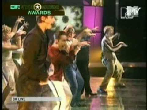 Backstreet Boys - Everybody VMAs 98