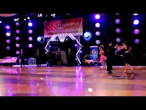 VII Turniej Tańca Sportowego - 25.05.2013 Dziwnów