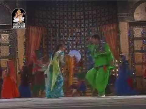 Mataji Na Garba- Kirtidan Gadhvi | Chandi Chamunda Chotila Vali | Non Stop Garba video