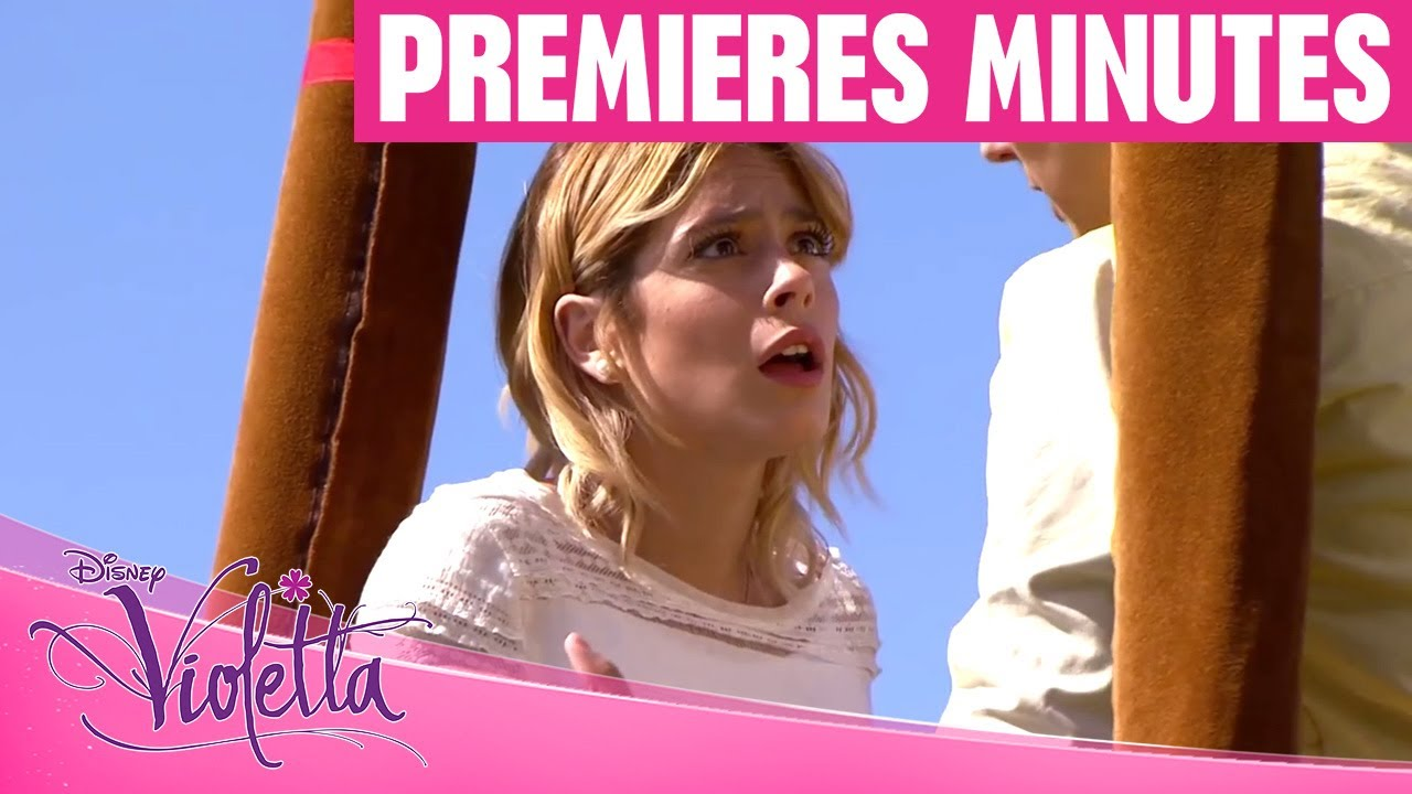 Violetta saison 3 premi res minutes pisode 2 youtube - Violetta saison 3 musique ...