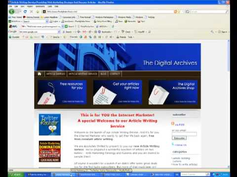 0 How to use Article Directories for great Exposure