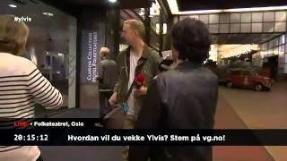 Ylvis Video - 24 hours with Ylvis 5. Hours 20:51 - 19:51.
