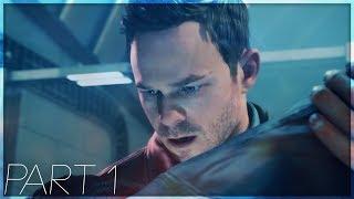 Quantum Break Walkthrough Gameplay Part 1 - Time (PC)