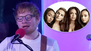 Ed Sheeran SMASHES Cover of Little Mix