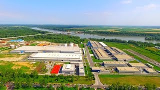 Otvorena druga fabrika MEI TA