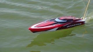 Traxxas Spartan rc boat Leo 4082/ 6S